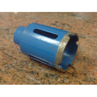 45mm (1-3/4) Diamond Core Drill Hole Saw (threaded)