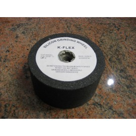 """4"""" Silicon Grinding Wheel for Granite/Marble - 24 Grit"""