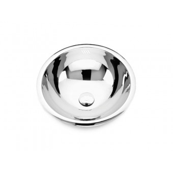 Undermount Stainless Steel Circle Sink Model 420